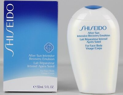 SHISEIDO After-Sun Intensive Regenerierende Emulsion 150ml Creme Face Body V587