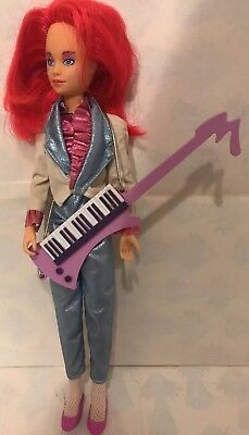 Hasbro Vintage JEM and the Holograms KIMBER doll 1986