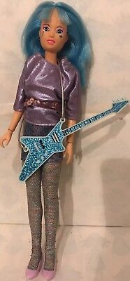 VINTAGE JEM & THE HOLOGRAMS DOLL - AJA #4201 - 1986 - Hasbro