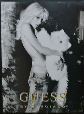 Original Werbung GUESS by Marciano Photo: Ellen von Unwerth