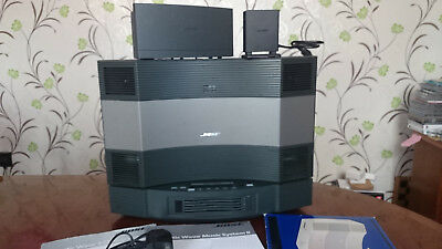 Bose Acoustic Wave II DAB 5 x CD Changer Bose Bluetooth Ultimate Music System
