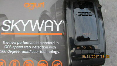 Aguri Skyway Gps Speed Trap Detector 360 Degree Laser