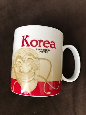 Starbucks 2010 Korea Global Icon Mug