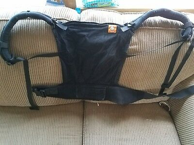 Tula Baby Carrier Black