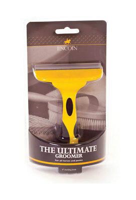 Lincoln Ultimate Groomer Grooming Tool for Horses and Ponies Includes UK P & P