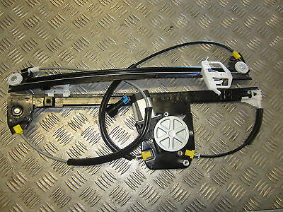 Ford Territory Lh Front Electric Window Regulator + Motor Sx/sy/sz 2004-2014