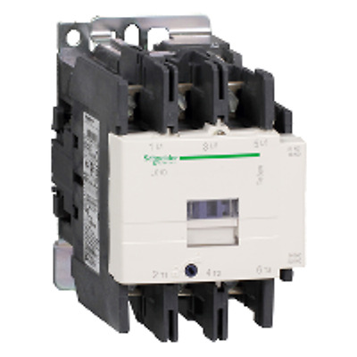 Schneider Electric TeSys Offer (LC1D80U7) 3Pole Contactor ;45kW ; 240V AC Coil