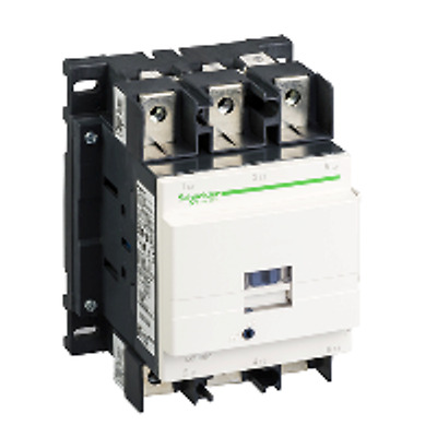Schneider Electric TeSys Offer (LC1D1506B7) 3 Pole Contactor ;80kW ; 24V AC Coil