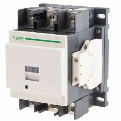 Schneider Electric TeSys Offer (LC1D1156U7) 3Pole Contactor ;59kW ; 240V AC Coil