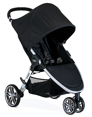 B Britax Agile Stroller New 2017 3 Safe 35 Elite Travel System Baby Lightweight