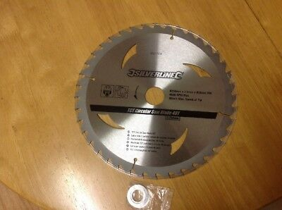 Radial Arm Saw Blade Dewalt Elu Etc 250mm 40T