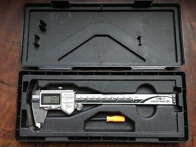 Mitutoyo 500-752-10 Absolute Coolant Proof IP 67 6 Inch Digital Caliper