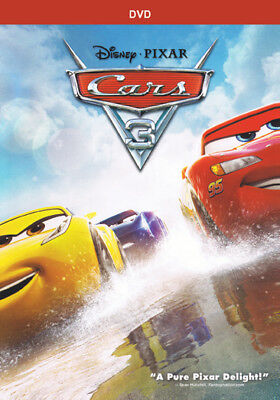 Cars 3 (Dvd 2017) The Perfect Family Film..
