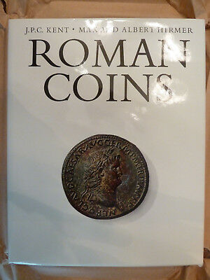 Roman Coins By R P C Kent And Max And Albert Hirmer