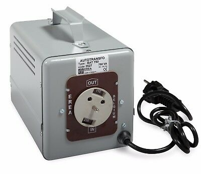 EREA bat750 tragbar einphasig Auto-Transformer - u 110-230V - Power 750VA