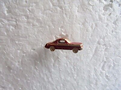 Unusual Vintage 1965 or 1966 Ford Mustang Figural Hat or Lapel Pin