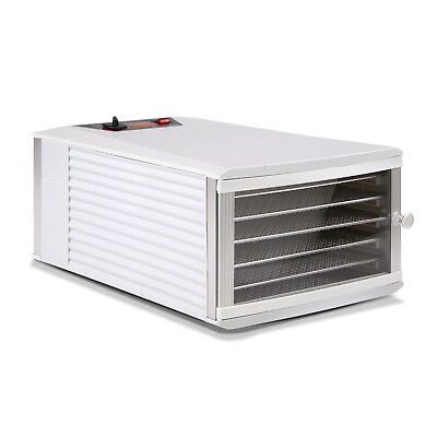 Stainless Steel 6 Tray Food Dehydrator