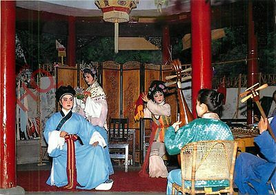 Picture Postcard- China, Shaoxing Opera