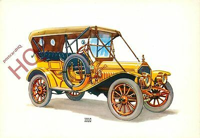 Picture Postcard- VINTAGE CAR, UNKNOWN MODEL, 1910
