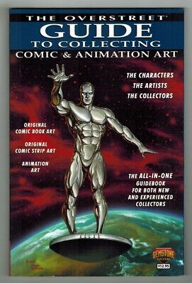 The Overstreet Guide To Collecting Comic & Animation Art - Gemstone/2013