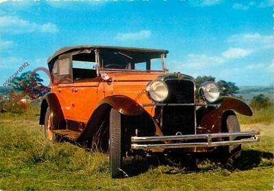 Picture Postcard- VINTAGE CAR, 1929, NASH MODEL 461 TOURER