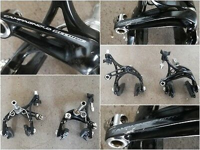 campagnolo record brakes 10v group