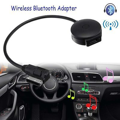 AMI MMI MDI Car Wireless Bluetooth Music Interface Adapter Cable USB For AA