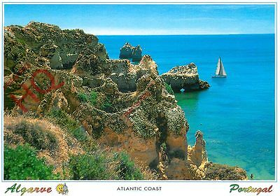 Picture Postcard:-Algarve, Atlantic Coast