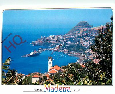 Picture Postcard:-Madeira, Funchal (Multiview)