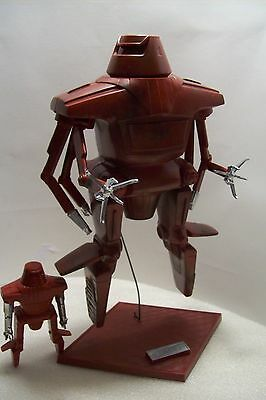 "STAR WARS ""1 Maximilian""Most Evil droid Every 12'' Space Villain Evil Baked In*"