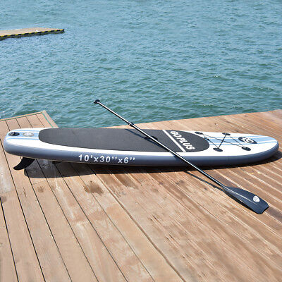 Stand Up Board Set Paddle Paddelboard Paddelboot Paddelbrett Sup-Board Surfboard