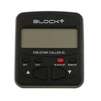 Incoming Big Capatity Telephone Blockers Block All Calls Without Caller ID
