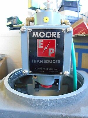 New Moore Transducer 77-3A With Crouse-Hinds Explosion Proof Cover