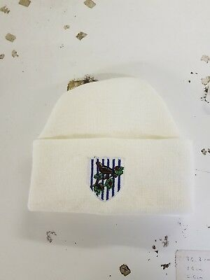 West Brom woolly HAT Beanie hat The Baggies