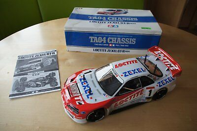 Tamiya Nissan Loctite Zexel GT-R, TA-04 Chassis, 58269
