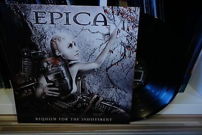 Epica  ‎– Requiem For The Indifferent Vinyl