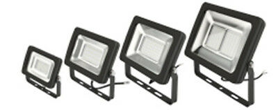 LED Garden Floodlight / Security Light - 10, 20, 30 & 50 Watt External Lighting