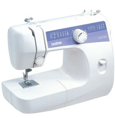 NIB Brother sewing machine - model # LS2125i - perfect for beginners!