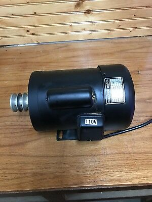 grizzly bandsaw 1.5 HP Motor off of mod# G1538