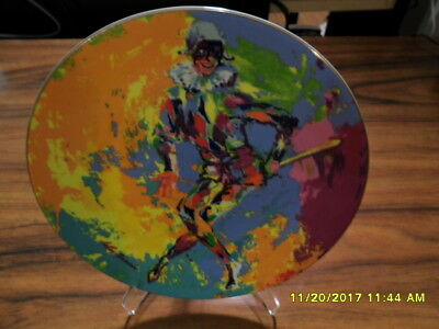 Royal Doulton Leroy Neiman Harlequin Limited Edition Plate 1974
