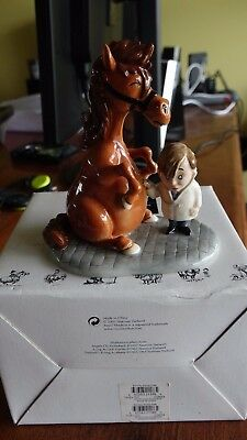 Normal Thelwell (by Royal Doulton) Detecting ailments rare colour