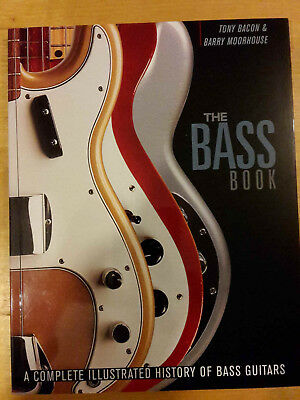 Tony Bacon & Barry Moorhouse: The Bass Book - Sehr guter Zustand