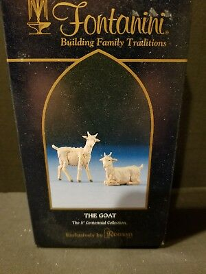 Fontanini The Goat Figurines Exclusively by Roman