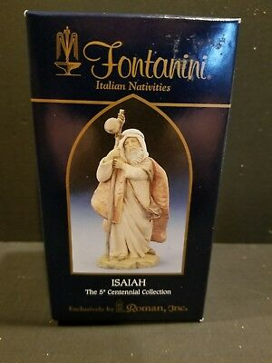 Fontanini Isaiah Figurine Exclusively by Roman