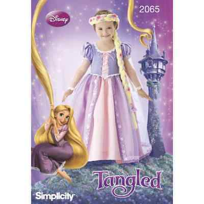 Simplicity Sewing Pattern 2065 Childs Costumes