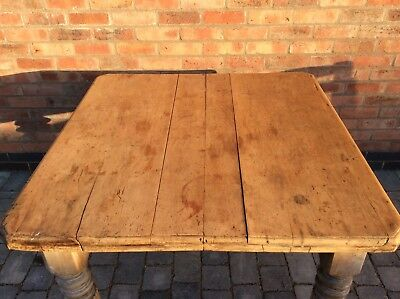 Victorian Square Dining Table