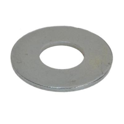 """Zinc Plated 1/4"""" x 1 x 16g Imperial Mudguard Penny Fender Washer"""