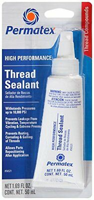 Permatex High Performance Pipe Thread Sealant w/ Teflon 50 ml 56521