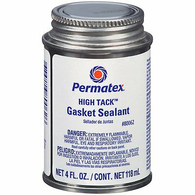 Permatex High Tack Fast Drying Gasket Sealant 4 OZ 80062