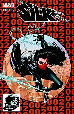 SILK 2 ULTRA LIMITED RED PHANTOM VARIANT Robbie Thompson Stacy Lee Spiderman HOT